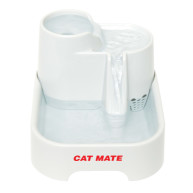 Cat Mate Fresh Water Drinking Fountain for Cats & Dogs