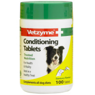 Bob Martin Vetzyme Dog Conditioning Tablets