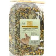 Burns Rabbit & Guinea Pig Herbs & Treats Meadow Mix 100g