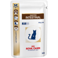 Royal Canin Veterinary Diets Gastro Intestinal Cat Food 100g x 48