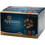 Applaws Multipack Pouches Adult Cat Food