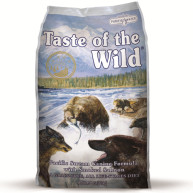 Taste Of The Wild Pacific Stream Smoked Salmon Adult Dog Food