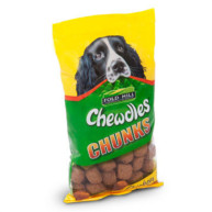 Fold Hill Chewdles Chunks Dog Treats