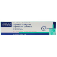 Virbac Enzymatic Dental Toothpaste for Cats & Dogs 70g - Poultry