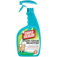 Simple Solution Cat Stain and Odour Remover