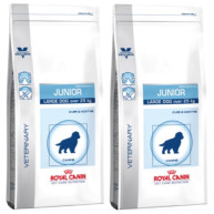 Royal Canin VCN Pediatric Junior Large Dog Food