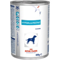 Royal Canin Veterinary Hypoallergenic DR 21 Dog Food Cans