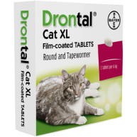 Drontal Cat XL Worming Tablets
