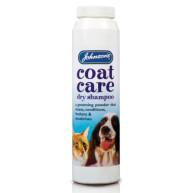 Johnsons Coat Care Dry Dog & Cat Shampoo 85g