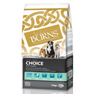 Burns Choice Fish & Maize Adult & Senior Dog Food