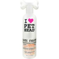 Pet Head White Party Brightening Dog Shampoo 354ml