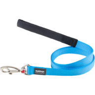Red Dingo Dog Lead Classic Turquoise