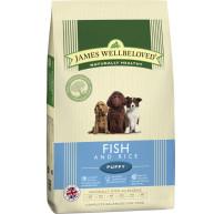 James Wellbeloved Fish & Rice Puppy Food