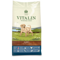 Vitalin Natural Chicken & Rice Puppy Food