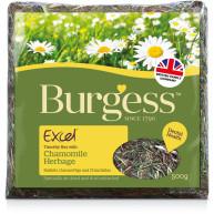 Burgess Excel Hay Chamomile Herbage 500g