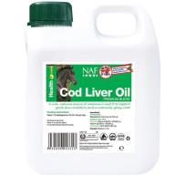 NAF Cod Liver Oil for Horses