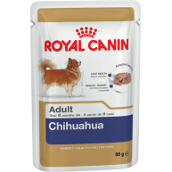 Royal Canin Chihuahua Wet Pouches Adult Dog Food 85g x 12