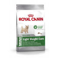 Royal Canin Mini Light Weight Care Dog Food 2kg