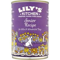Lilys Kitchen Senior Recipe for Older Dogs 400g x 6