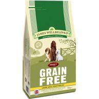 James Wellbeloved Grain Free Lamb & Vegetables Adult Dog Food