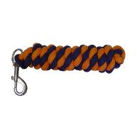 ProTack Lead Rope Trigger Hook Navy & Orange