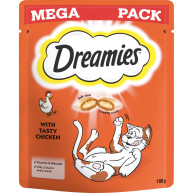 Dreamies Cat Treats 200g Mega Pack Chicken