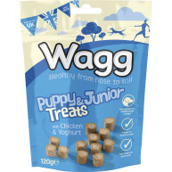 Wagg Puppy and Junior Dog Treats