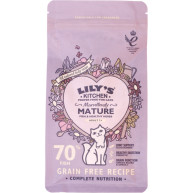 Lilys Kitchen Marvellously Mature Dry Cat Food