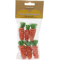 Rosewood Boredom Breaker Mini Carrots Pack of 6
