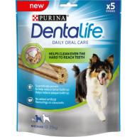Purina Dentalife Medium Adult Dog Chew 5 Stick