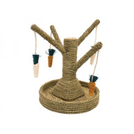 Rosewood Bunny Fun Tree for Small Pets