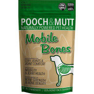 Pooch & Mutt Mobile Bones Dog Joint Supplement