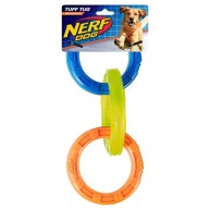 NERF Tuff Tug Dog Toy Medium