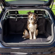 Trixie Car Boot Cover Black