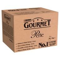 Gourmet Perle Ocean Delicacies in Gravy 85g x 96