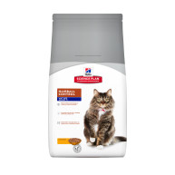 Hills Science Plan Feline Mature Adult 7+ Hairball Control