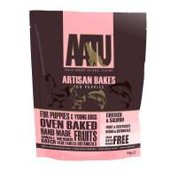 AATU Chicken & Salmon Artisan Bakes Puppy Treats