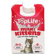 Toplife Milk For Kittens 200ml