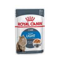 Royal Canin Health Nutrition Ultra Light in Jelly Cat Food 85g x 12