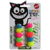 Spot Worm Catnip Cat Toy