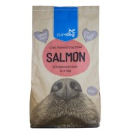 Pure Dog Salmon & Sweet Potato Cold Pressed Dog Food 5kg