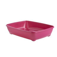Sharples Pet Hot Pink Cat Litter Trays