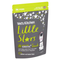 Vets Kitchen Little Stars Sensitive+ Pork Dog Treats