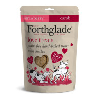Forthglade Baked Biscuit Love Treats for Dogs 150g
