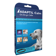 Adaptil Calming on the Go Dog Collar Medium & Large - 62.5cm
