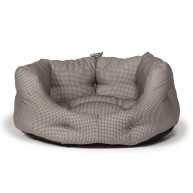 Danish Design Vintage Dogstooth Deluxe Slumber Dog Bed