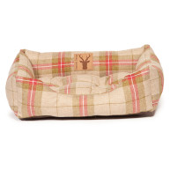 Danish Design Newton Moss Snuggle Dog Bed