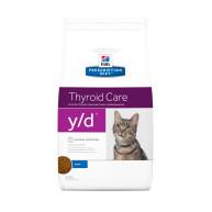 Hills Prescription Diet YD Feline Dry Adult Cat Food