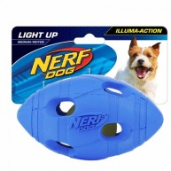 Nerf LED Bash Football Dog Toy
