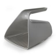 Sharples Pet Scoop & Sift Warm Grey Litter Scoop